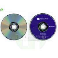 Buy cheap Activated Online Working Lifetime Windows 10 Pro OEM Spanish Version DVD + Key Sticker product