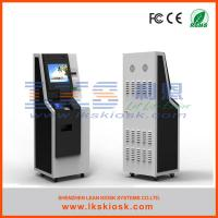 Buy cheap Intelligent Cash Payment Kiosk Charge Self  Services Windows 7 product