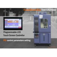 Buy cheap Drugs Vacuum Drying Oven / Leybold Vacuum Pump High Temperature Chamber product