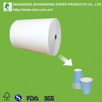 paper cup raw material pe coated paper