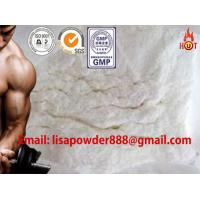 Buy cheap Winstrol Stanozolol Anabolic Steroid Powder / Raw Testosterone Powder CAS 10418-03-8 product