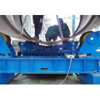 Buy cheap Hydraulic Auto Welding Fit Up Station Wind Tower Production Line product
