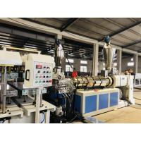 Buy cheap Safe Plastic Sheet Extrusion Line For PVC Decoration Advertising Celuka Foam Board product