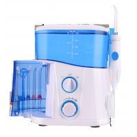 Buy cheap Nice Feel Rechargeable Water Flosser With 1000ml Water Tank UV Sterilization Function product