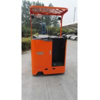 China AC Power Electric Reach Stacker 1.5 Ton 2 Ton 2.5 Ton Electric Reach Forklift Truck on sale