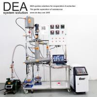 Buy cheap 3.5KW Continuous Vacuum Distillation Machine Stainless Steel 304 product
