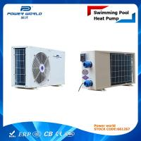 Eco friendly heat pump swimming pool petite pompe chaleur for Thermostat piscine