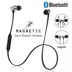 China Earphones Noise Cancelling Waterproof In-Ear Earbuds Headphone Bluetooth  Stereo Headset  Earphone on sale