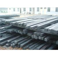 Buy cheap Hot Rolled Carbon Steel Square Billets 150 * 150 mm For Spring Steel product