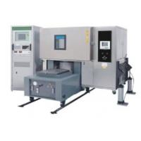 Buy cheap Temp Range -70℃ ~ +150℃ Temperature Humidity Vibration Testing Equipment With 470mm*350mm Sight Window product
