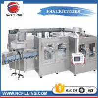 Buy cheap Different kinds of supplier automatic bottle washing filling capping machine from wholesalers