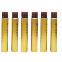 Buy cheap Toiletry Packaging Soft Empty Aluminum Tubes Thread M15 Tube Wall Toughness ≤22MM product