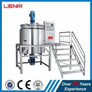 Buy cheap 1000L 2000L 3000L Chemical Blending Mixer Tank, Hotel Liquid Shampoo Mixing Machine, Liquid Soap Making Machine product