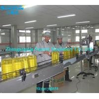 Buy cheap Automatic linear type olive oil bottling machine for olive cooking sunflower oil in bottle product