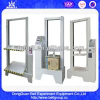 China Micro Computerized Packaging Press Carton Box Compression Testing Machine wholesale