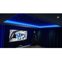 Buy cheap Starfield Ceiling Fiber Optic Star Ceiling with Shooting Star For Home Cinema from wholesalers