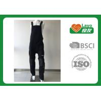 China ISO Soft Fishing Quick Dry Pants , Suspender Pant Durable Flexible Design on sale