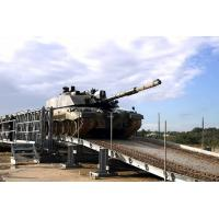 Buy cheap Easy Transport Army Bailey Bridge, Q345B Steel Military Portable Bridge product
