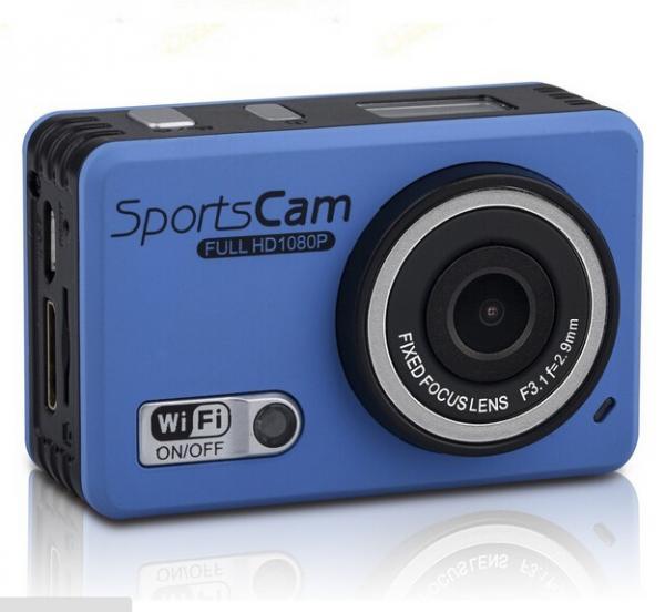 action camera be unique manual