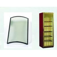 Buy cheap ABS corner, iron corner therma thermal insulated glass for wine cooler supplier product