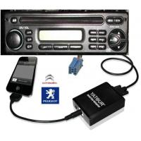 Buy cheap iPod/iPhone CD Changer adapter(integration kit) for RD3 RM2 Citroen/Peugeot product