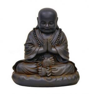 China 2014 hot sale waterproof clay buddha statue on sale