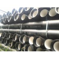 China High quality Ductile Iron Pipes made in China on sale
