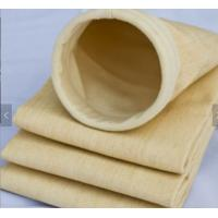 Buy cheap Thermal Stability Silo Industrial Filter Bags Polyamide P84 Dust Collection product