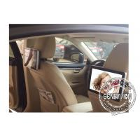 Buy cheap 10.1inch Taxi Headrest Android Media Player DC input Remote Managing Advertising Player with 3G/4G, USB in front product