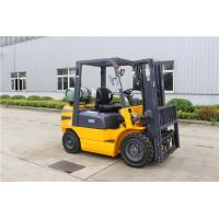 Quality 2.5t 3t Material Handling Forklift Truck LPG Gasoline Powered 20% Gradeability for sale