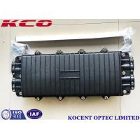 China KCO-H44280 288 Cores Optical Fiber Splice Closure Joint Box 8 Ports 4in 4out PC Material on sale
