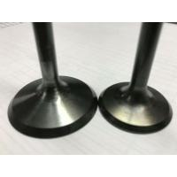China Durable Tractor Engine Parts Exhaust Valve For Kubota V1502-B Inlet Size 33 * 8 * 101.5mm on sale