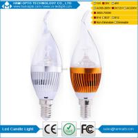 China Solar LED candle light HM-LCD-3WTA on sale