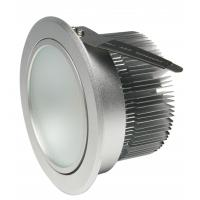 China 15W Adjustable Angle 140 Degree Beam Angle 85 - 130V LED Downlight For Commercial Lighting wholesale