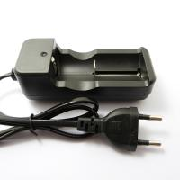 Buy cheap EU Rechargeable LiFePO4 Battery Pack Charger For 3.2V / 3.7V 14500 16430 Batteries product