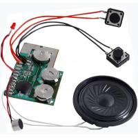 China Custom light sensor activation Recordable Sound Module passed CE certification on sale