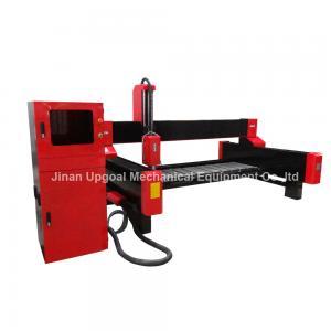 Buy cheap Machine de gravure de commande numérique par ordinateur de pierre tombale avec l'emplacement de travail efficace de 2000*600mm product