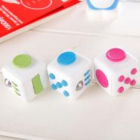 China Relax Fidget Cube Toy Relieves Stress , anti anxiety stress free cube wholesale