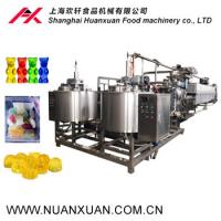 Buy cheap Shanghai Small capacity with low price Jelly candy production line /gelatin/pectin/gummy bear candy machine product