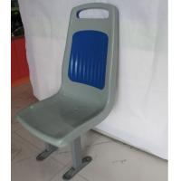 Buy cheap ABS Plastic Bus Seats Blue And White 400 * 440 Corrosion Resistance Anti - Staic from wholesalers