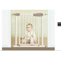 Buy cheap One Hand Open Convenient Stair Safety Gates / Child Safety Gates Extra Wide product