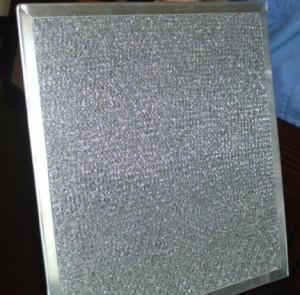 Buy cheap CKL Model Hi Flow Air Filter , Reusable Air Filter 580x580x25mm Dimension product