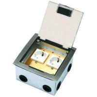 Buy cheap DCK-150/PT Stainless steel Open type floor box from wholesalers