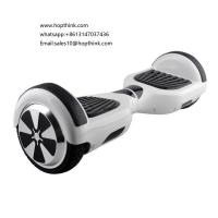China 2 wheel balancing scooter with bluetooth speaker hands free scooter electric chariot scooter on sale