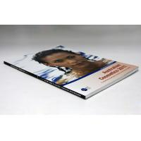 Buy cheap Customized perfect binding / saddle stitched magazine printing Services for commercial product
