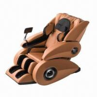 Buy cheap Zero Gravity Luxury Massage Chair with Feet Extension and Music Synchronous Massage Function product