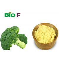 Buy cheap Anti - Cancer Broccoli Extract Supplement Glucoraphanin 10% Solvent Extraction product