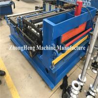 Buy cheap Automatic Cold Roll Forming Machine , 1300mm Width Steel Sheet Leveling Machine from wholesalers