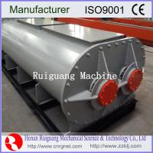 China 粘土の煉瓦混合機械、二重シャフトのミキサー on sale