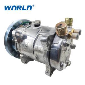 Buy cheap WXUN136  Isuzu 508 1B 152MM Truck AC Compressor product